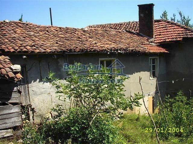 10393:3 - Two-storey Bulgarian house in Burgas region,near Turkish border