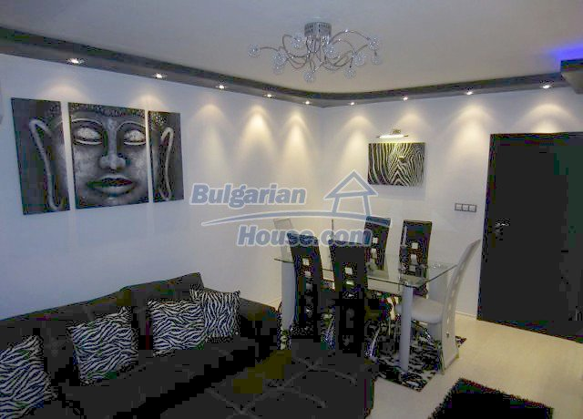 10449:2 - Stylish fully furnished two bedroom bulgarian apartments in Burg
