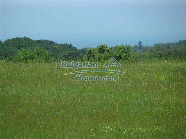 10451:8 - Development bulgarian land suitable for building near Burgas and