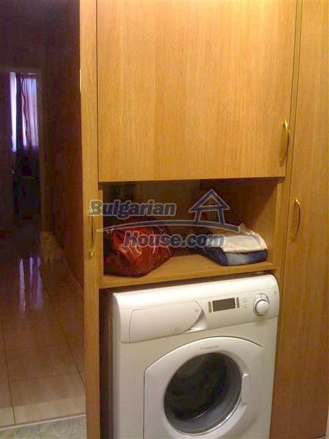 10498:21 - Furnished two bedroom bulgarian apartment for sale in Burgas-Vaz