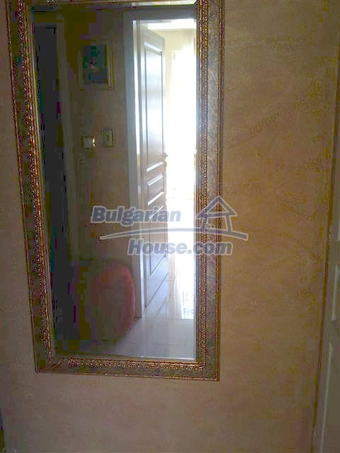 10498:26 - Furnished two bedroom bulgarian apartment for sale in Burgas-Vaz