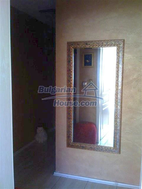 10498:23 - Furnished two bedroom bulgarian apartment for sale in Burgas-Vaz
