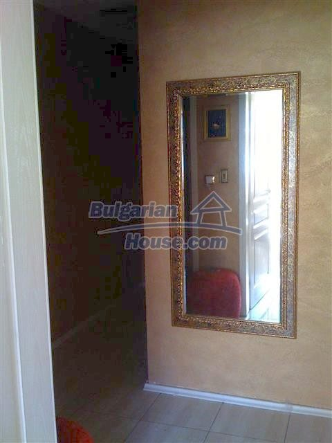 10498:25 - Furnished two bedroom bulgarian apartment for sale in Burgas-Vaz