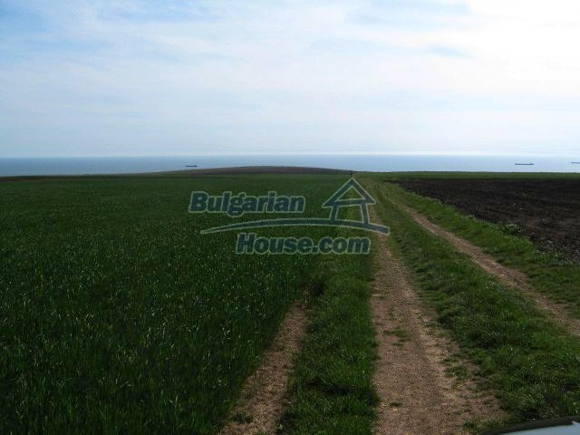 10528:3 - INVESTMENT LAND WITH PANORAMIC SEA VIEW IN KAVARNA
