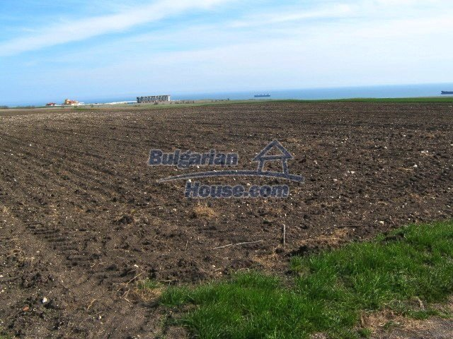 10528:7 - INVESTMENT LAND WITH PANORAMIC SEA VIEW IN KAVARNA