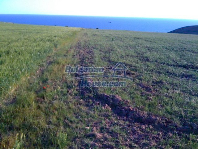 10528:10 - INVESTMENT LAND WITH PANORAMIC SEA VIEW IN KAVARNA
