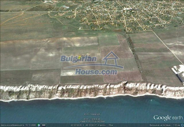 10528:13 - INVESTMENT LAND WITH PANORAMIC SEA VIEW IN KAVARNA