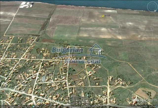 10528:1 - INVESTMENT LAND WITH PANORAMIC SEA VIEW IN KAVARNA
