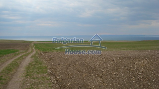 10528:15 - INVESTMENT LAND WITH PANORAMIC SEA VIEW IN KAVARNA