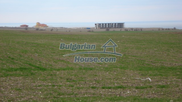 10528:16 - INVESTMENT LAND WITH PANORAMIC SEA VIEW IN KAVARNA