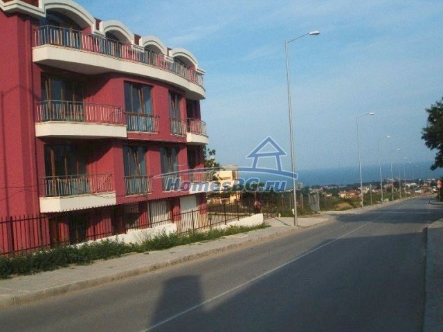 10559:11 - Two bedroom bulgarian apartment in Vinitsa- Varna with SEA VIEW