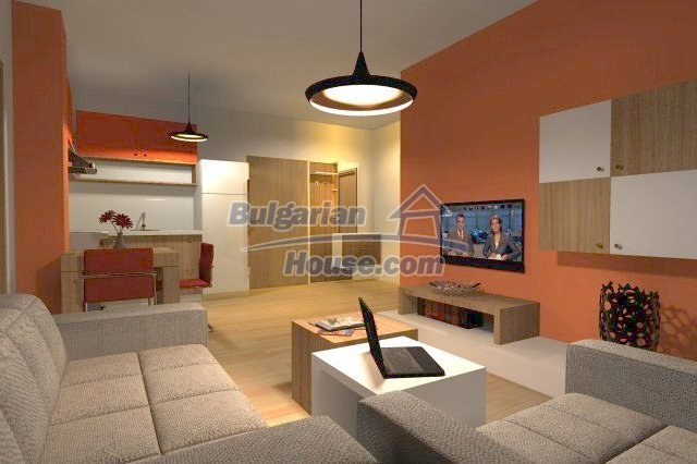 10572:22 - Apartments with sea view in Nessebar, Burgas region