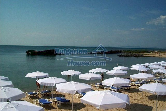 10575:2 - Buy cheap bulgarian apartment fully furnished with SEA VIEW
