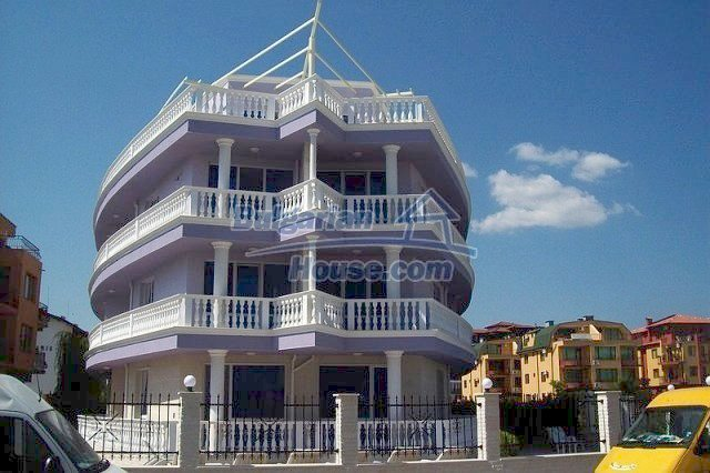 10575:3 - Buy cheap bulgarian apartment fully furnished with SEA VIEW
