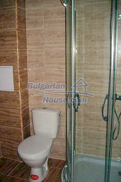 10575:18 - Buy cheap bulgarian apartment fully furnished with SEA VIEW