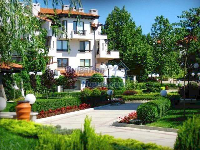 10587:1 - Luxury bulgarian apartments with sea view near Burgas -Lozenets