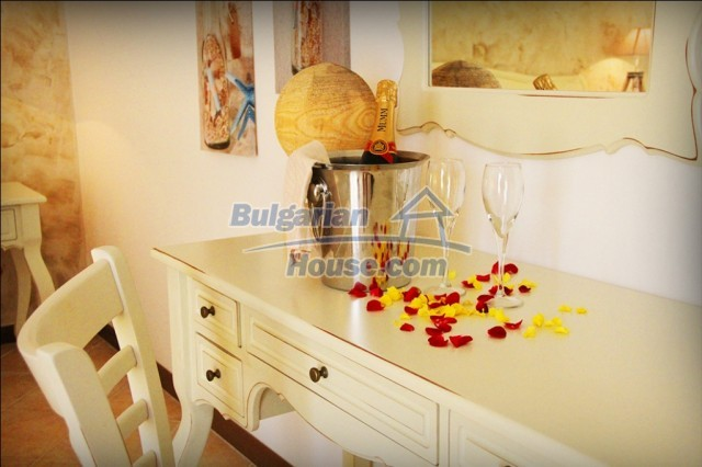 10587:22 - Luxury bulgarian apartments with sea view near Burgas -Lozenets