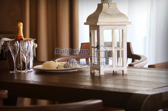 10587:26 - Luxury bulgarian apartments with sea view near Burgas -Lozenets