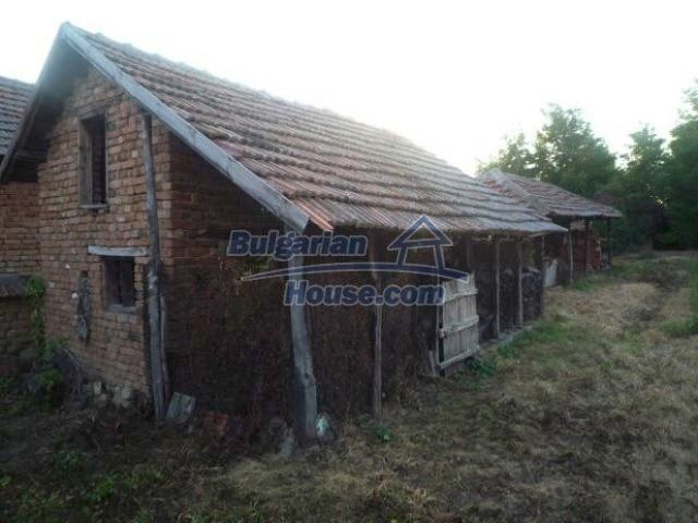 10623:8 - SOLD.Cheap House near Vratsa and Danube river