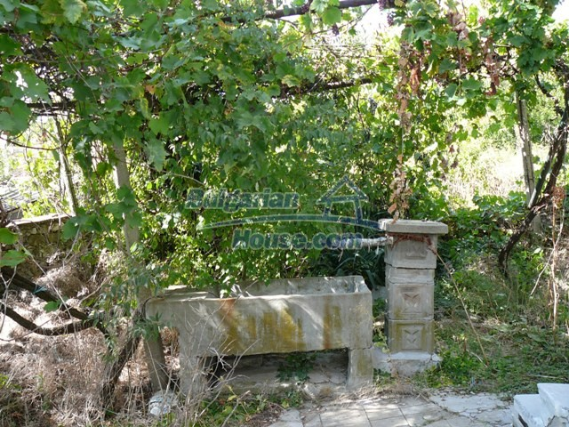 10625:24 - House in Bulgaria - big garden in a hystoric and magical place
