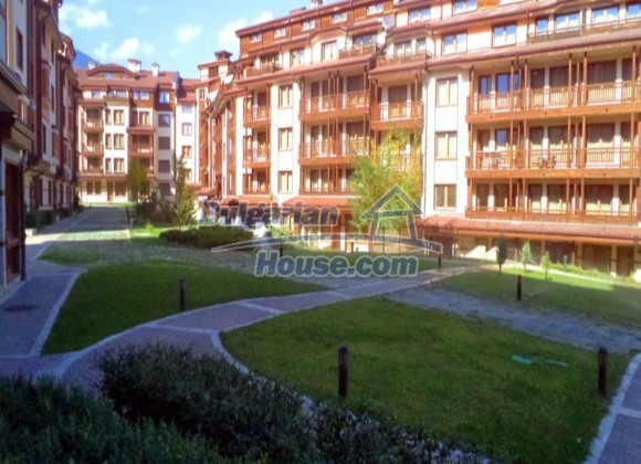 10629:1 - One bedroom apartment in Bansko Downtown complex