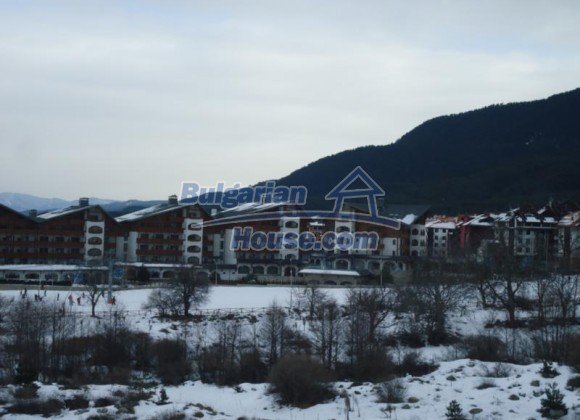 10629:12 - One bedroom apartment in Bansko Downtown complex