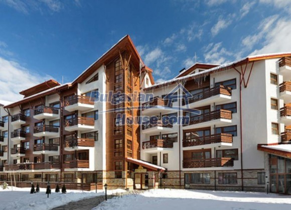 1-bedroom apartments for sale near Bansko - 10630