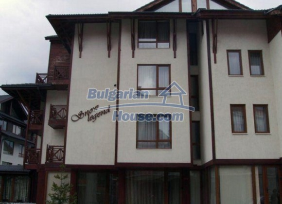 10632:2 - Cozy One bedroom apartment for sale in ki resort-Bansko,Bulgaria