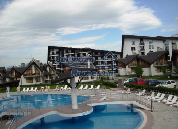 10633:1 - Furnished one bedroom apartment in ski resort Bansko
