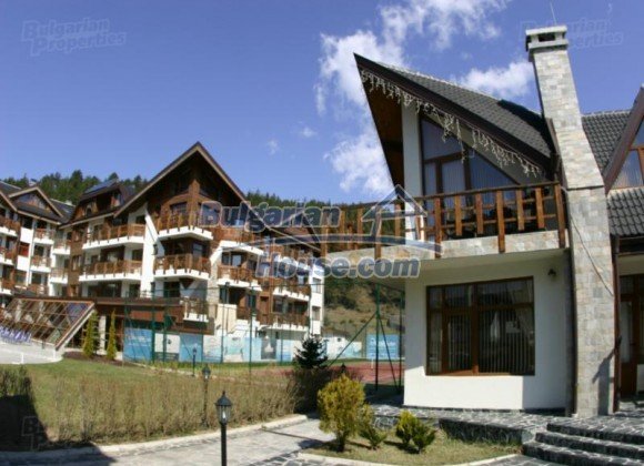 10633:2 - Furnished one bedroom apartment in ski resort Bansko