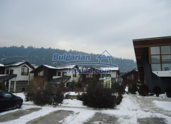 10633:3 - Furnished one bedroom apartment in ski resort Bansko