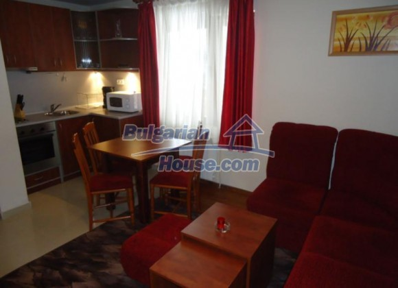 10633:13 - Furnished one bedroom apartment in ski resort Bansko