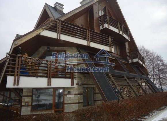 10633:4 - Furnished one bedroom apartment in ski resort Bansko