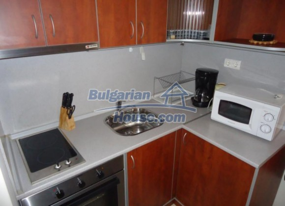 10633:7 - Furnished one bedroom apartment in ski resort Bansko
