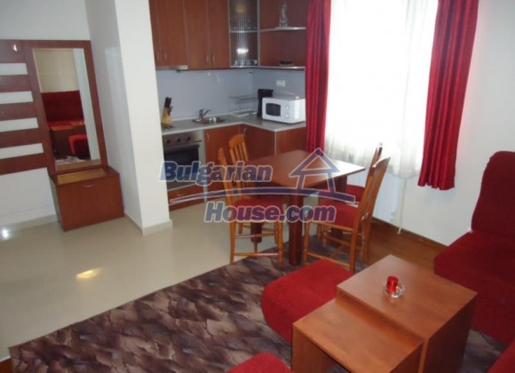 10633:8 - Furnished one bedroom apartment in ski resort Bansko