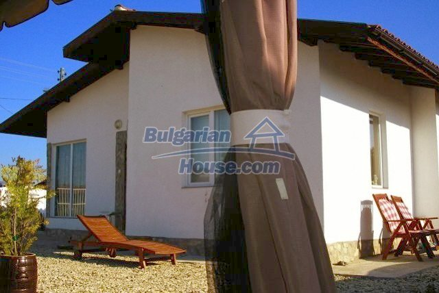 10635:1 - Furnished new built house for sale in Burgas region, near Kameno