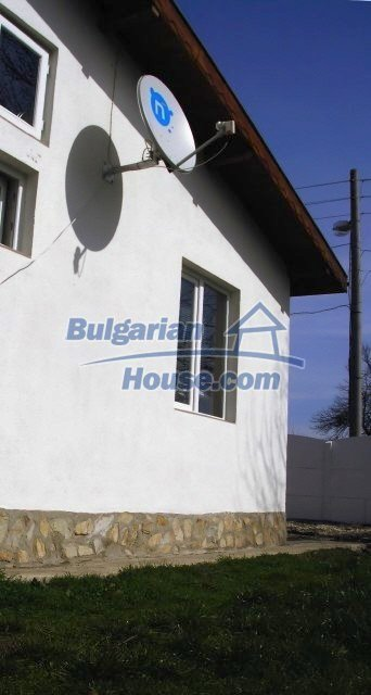 10635:17 - Furnished new built house for sale in Burgas region, near Kameno