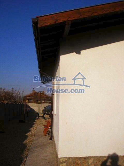 10635:20 - Furnished new built house for sale in Burgas region, near Kameno