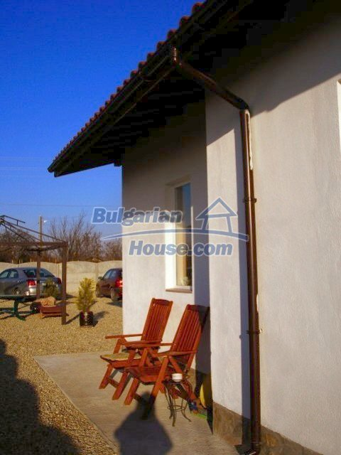10635:21 - Furnished new built house for sale in Burgas region, near Kameno