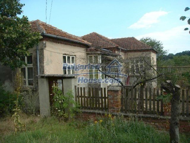 10640:7 - Cheap house near the river Kamchiya Tsonevo lake, Shkorpilovci