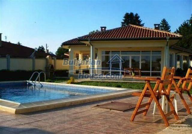 10646:2 - Entirely furnished  house with pool close to Balchik, Bulgaria
