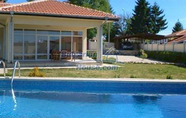 10646:1 - Entirely furnished  house with pool close to Balchik, Bulgaria