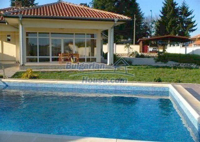 10646:4 - Entirely furnished  house with pool close to Balchik, Bulgaria