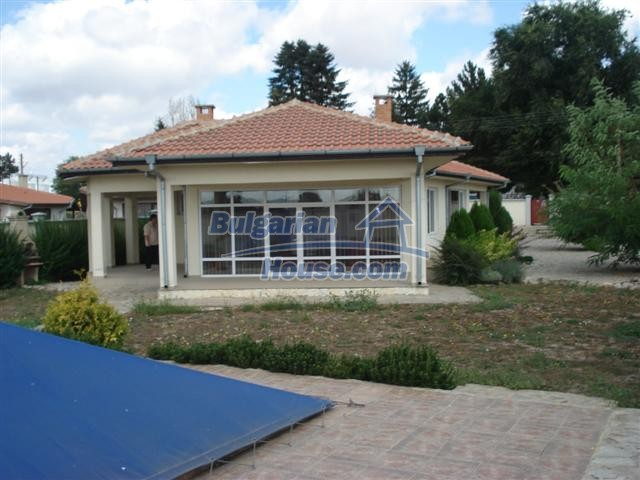 10646:39 - Entirely furnished  house with pool close to Balchik, Bulgaria