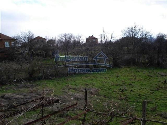 10661:19 - Rural Bulgarian house for sale in Elhovo region