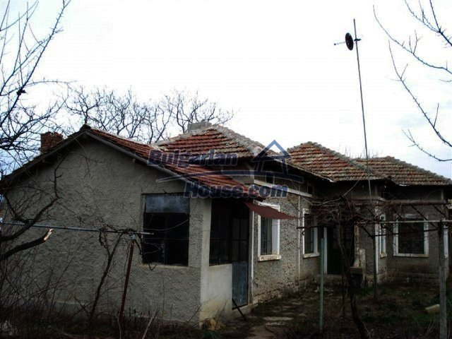 10669:1 - A cheap single-storey house in Dobrich, near the sea