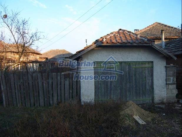 10669:5 - A cheap single-storey house in Dobrich, near the sea