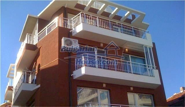 10689:1 - Two-bedroom apartment with sea view in Burgas