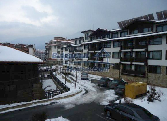 10690:1 - An entirely furnished apartment in Bansko