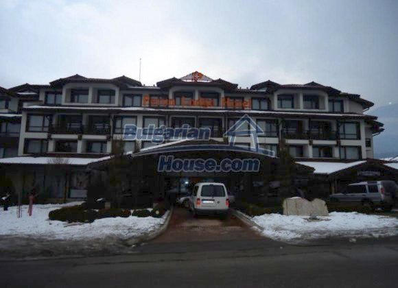 10690:12 - An entirely furnished apartment in Bansko
